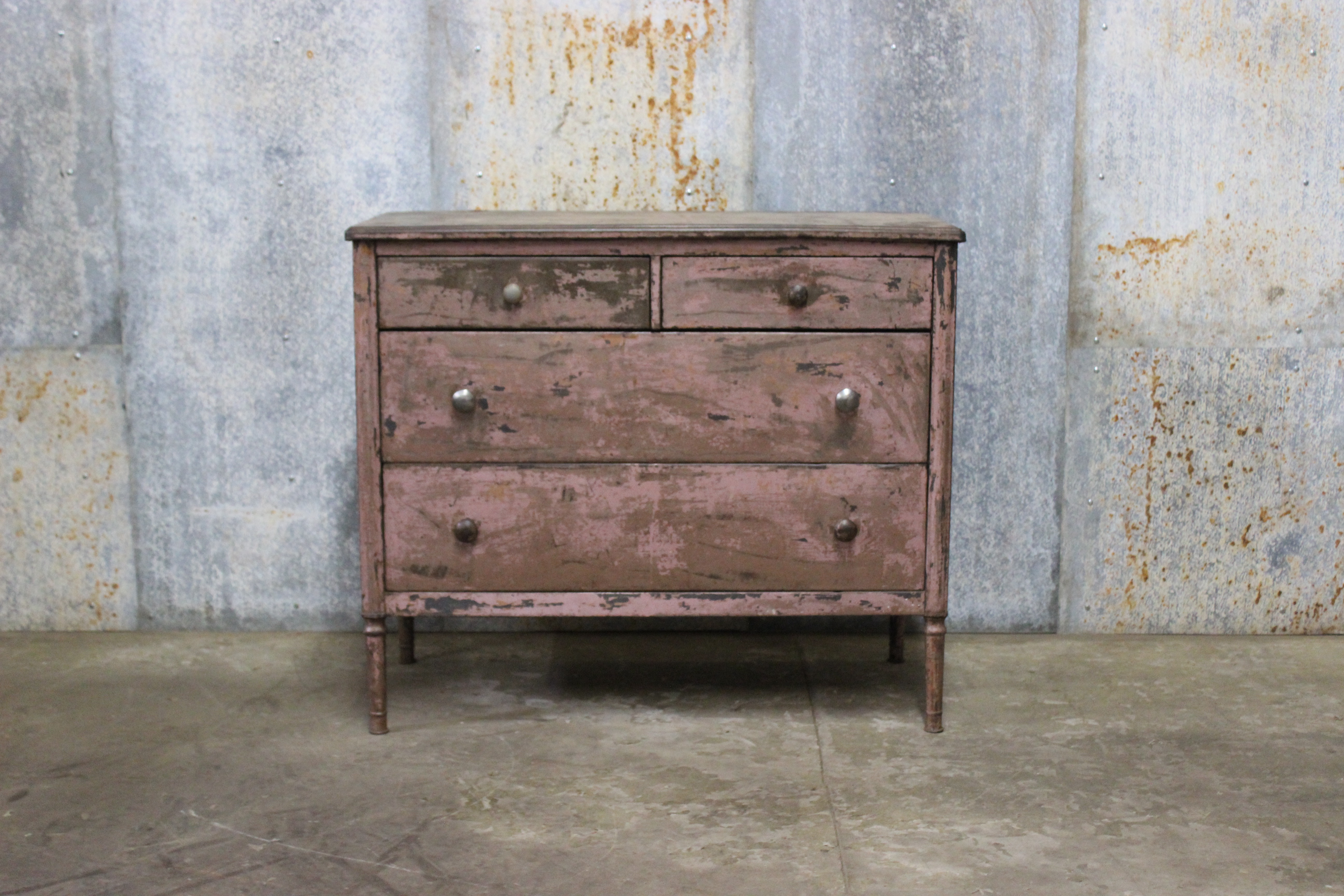 1930 S Simmons Metal Dresser The Crate People