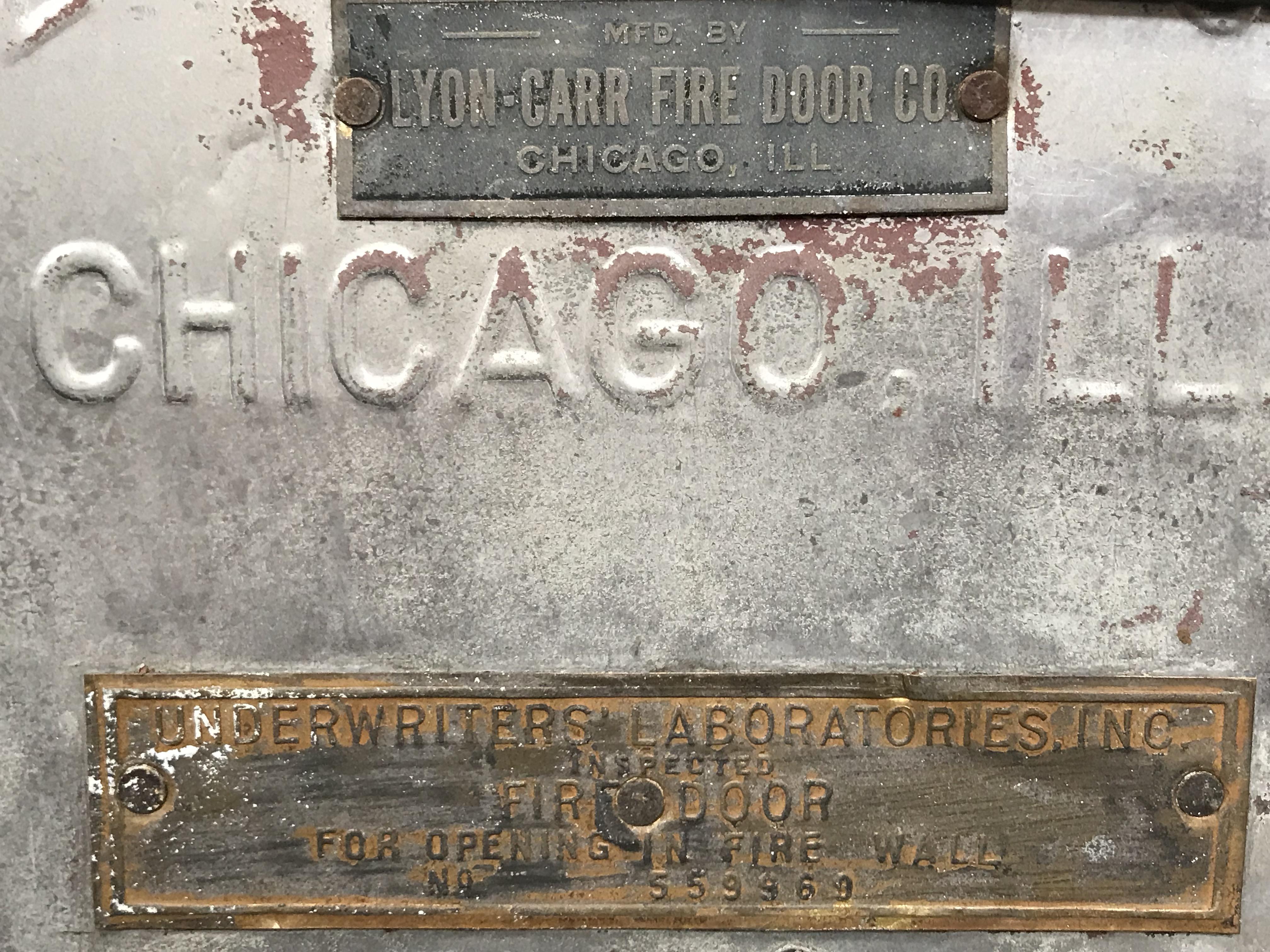 Tin Clad Fire Door The Crate People