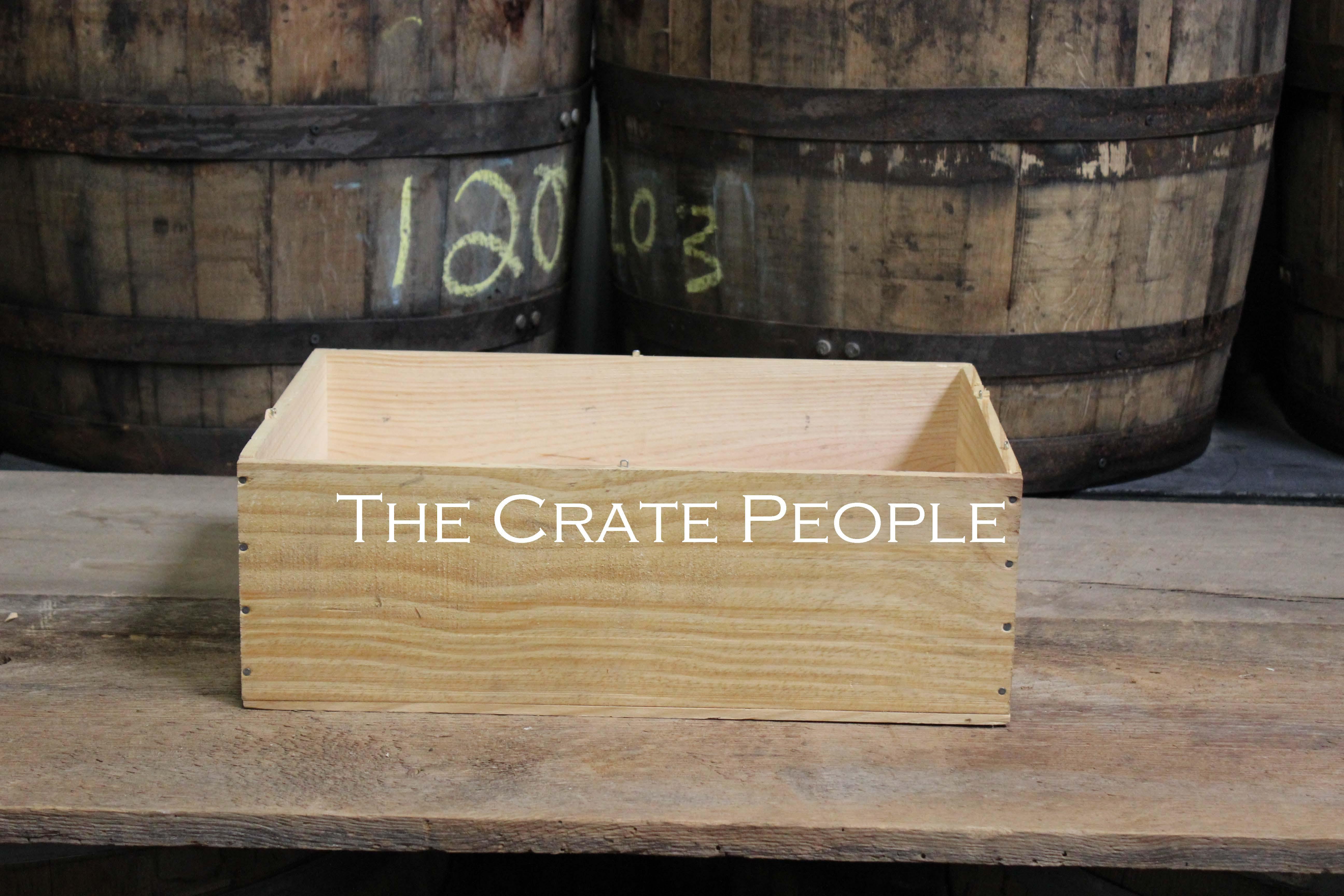 Assorted WINE Crates