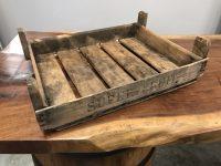 Vintage Wood Crate Antique Crates Apple Label Old Fruit Produce
